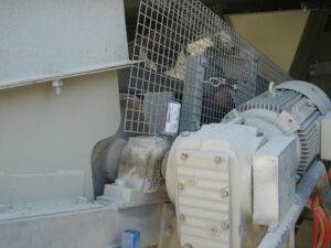 Смазка стационарного подшипникового корпуса конвейера