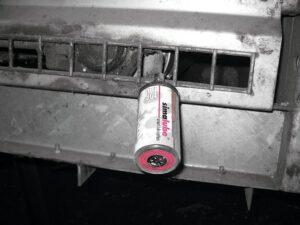 simalube® смазывает подшипник ленточного конвейера.
